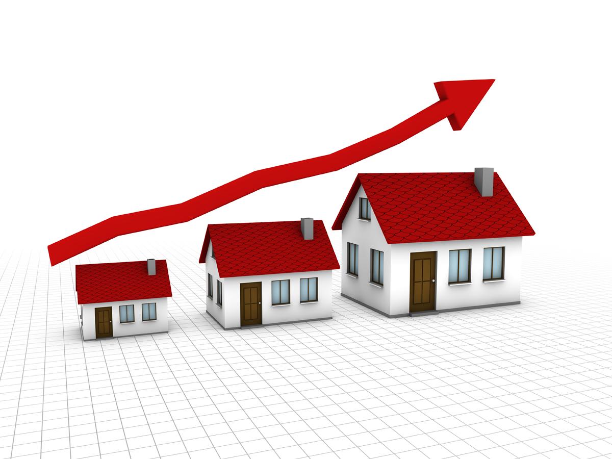 Aumento del valor de una propiedad